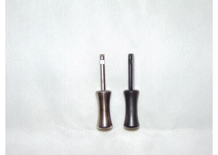 [0018] МР-153 Рукоятка взведения затвора нового образца «Люкс»(покрытие оксид,хром,алюминий)