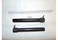[0030] МР-153 Удлинитель маг. на 2 патр. в сб. облегч. алюмин.(кольцо антабки,винт,хомут,стойка,пружина)