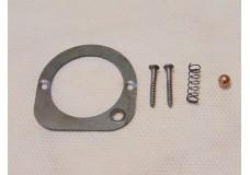 [0092] МЦ-2112 Ремкомплект цевья передняя скоба(шарик, пружина, 2 самореза)