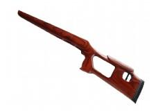[1422] БАРС-4-1 Ложа Шпон по типу СВД с эргоном. щекой (Ручная работа)