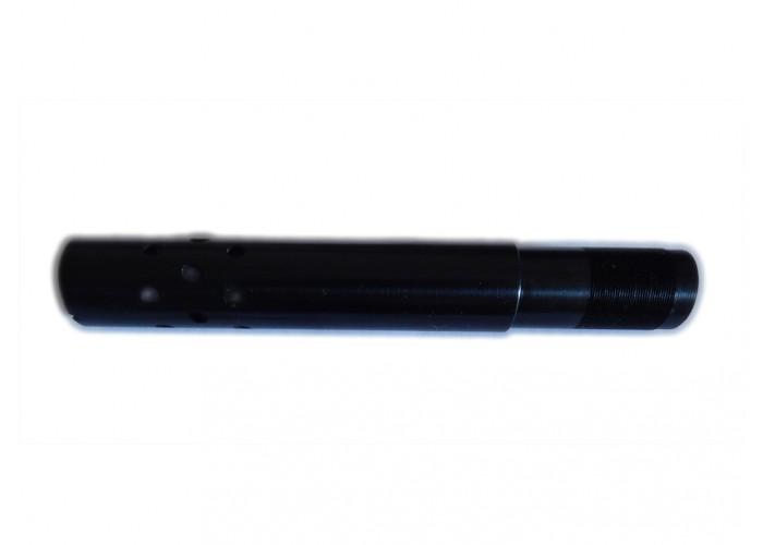 [7510] МР-133, МР-153, МР-135, МР-155, МР-18 Дульный насадок газокомпенсатор (150мм). Сужение 1.0мм