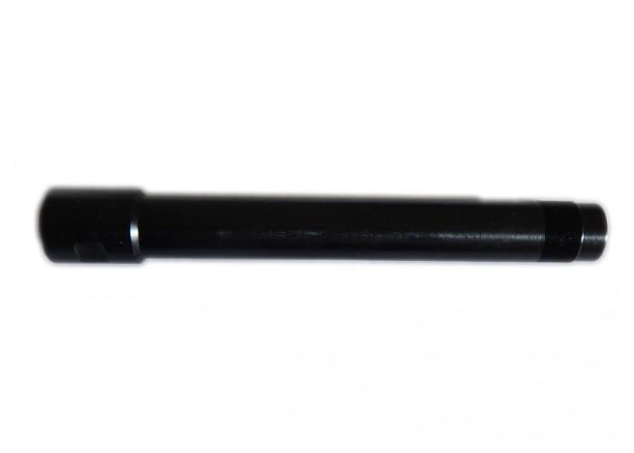 [7606] ВЕПРЬ ВПО-205 Дульный насадок удлинитель гладкий (192мм). Сужение 1.0мм